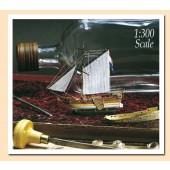 GOLDEN YACHT -  BARCO EN BOTELLA -  E1/300