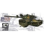 M60A3 PATTON MAIN BATTLE TANK E1/35