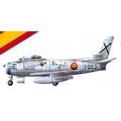 F-86 SABRE NORTH AMERICAN E1/72