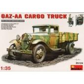 GAZ-AA CARGO TRUCK E1/35