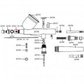 Obturador 0,3mm D-102 (26020-26021)