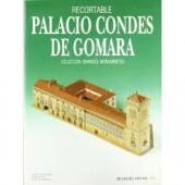 RECORTABLE PALACIO CONDES DE GOMARA E1/200
