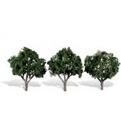 ARBOLES MONTADOS (Cool Shade) (7.62 cm - 10.1 cm) 3 Unidades