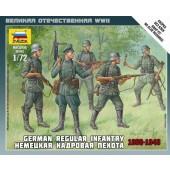 GERMAN REGULAR INFANTY (1939-1943) E1/72