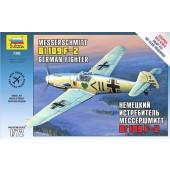 MESSERSCHMITT BF-109 F2 E1/72